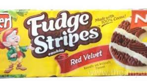 review keebler limited batch peppermint fudge stripes cookies