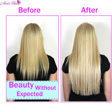 22 inch hair extensions amir synthetic hair 22inch 140g 16 6pcs set in hair