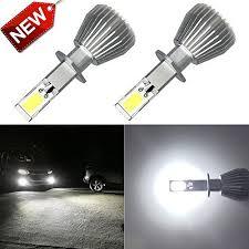 h1 led headlight bulbs amazon com