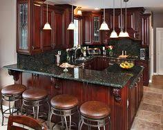 Cherry Kitchen Cabinets Hardwood Floors In Kitchens Pictures Cherry Cabinets With Wood