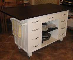 spectacular kitchen island table on wheels kitchen designxy com