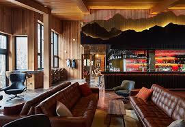Ski Lodge Interior Design Australia U0027s Most Luxurious Ski Lodge Opens This Season Vacations