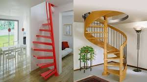 Staircase Design Ideas Unique Spiral Staircase Design Ideas Residential Spiral Stairs