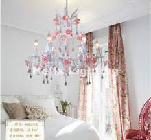 Pink Chandelier Light Popular Pink Chandelier Crystals Buy Cheap Pink Chandelier