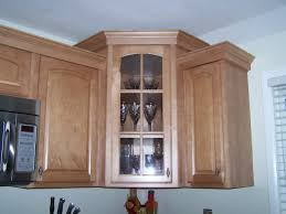 Kitchen Cabinets With Glass Kitchen Corner Cabinet With Glass Door Cam Premium Kitchen
