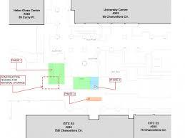 construction site plan um today notification of construction centre