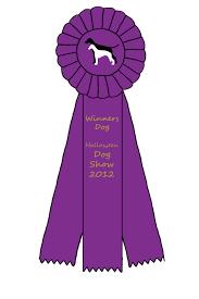dog ribbon winners dog show ribbon by hiddenparadise1 on deviantart