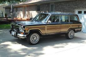 1991 jeep grand find used 1991 jeep grand wagoneer edition no reserve low