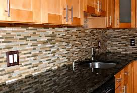 Glass Tile Kitchen Backsplash Ideas Pictures - tile for kitchen classy glass tile kitchen backsplash ideas