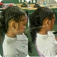 braided quick weave hairstyles under braid quick weave dopee styles pinterest