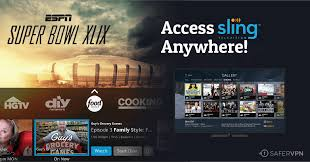 Sling Tv Logo Png Sling Tv Access The Ultimate Cord Cutting Service Anywhere
