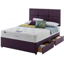 super king size beds silentnight