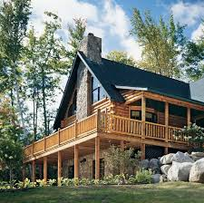 mountainside house plans planning a mountainside log home in hshire