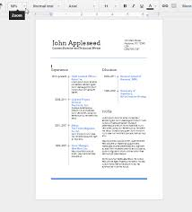 Eye Catching Resume Free Resume Templates Google Docs Resume Template And