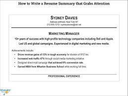 How To Write A Profile For A Resume How To Write A Resume That Will Get You An Interview Custom Essay
