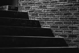 free images light black and white architecture wood stair