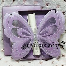 Butterfly Invitations Popular Purple Butterfly Invitations Buy Cheap Purple Butterfly