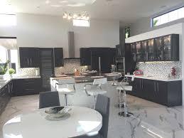 modern kitchen black cabinets modern black cabinetry pga west cabinets of the desert