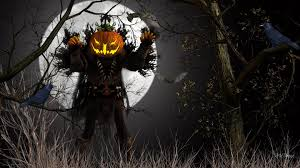 happy halloween pumpkin wallpaper pumpkin monster halloween hd desktop wallpaper widescreen high