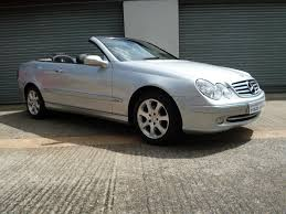 used mercedes benz clk manual for sale motors co uk
