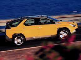pontiac aztek red pontiac aztek concept 1999 u2013 old concept cars