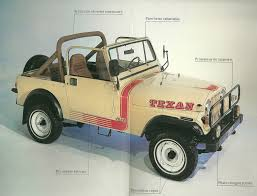 jeep renault 1983 jeep texan from france built by renault with a two li u2026 flickr