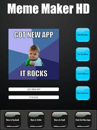 Create Your Own Meme App - meme maker hd easily create your own memes on the app store