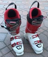 womens size 9 in ski boots atomic race ski boots qc 110 size 9 1 2 ebay