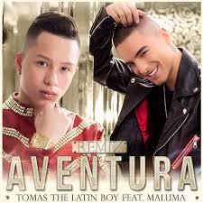 Boy Photo Album Aventura Remix Feat Maluma Single By Tomas The Latin Boy On