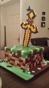 minecraft birthday cake ideas best 25 minecraft cake designs ideas on cake