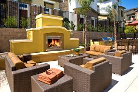 outdoor fireplace san diego