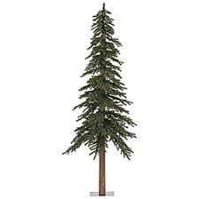 artificial trees unlit artificial