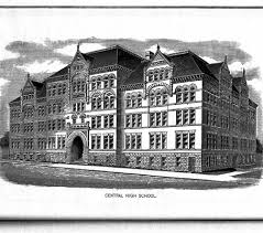 central high floor plans history grand rapids
