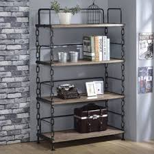 Arched Bookcase Arched Bookcase Wayfair