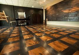 contemporary design custom flooring picture of hallway id455