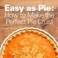 How To Make The Perfect Easy As Pie How To Make The Perfect Pie Crust Hamiltonbeach Com