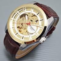 Jam Tangan Tissot 69 jual jam tangan tissot analog kulit leather pria cowok w593 b
