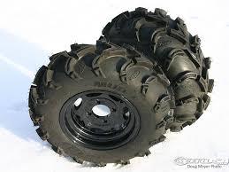 itp mud light tires itp mud lite atv tires review photos motorcycle usa