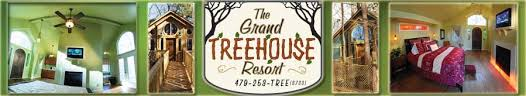 eureka springs treehouses vacation lodging resort the grand