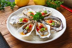 mignonette cuisine oysters with mignonette sauce and tabasco recipe co op stronger