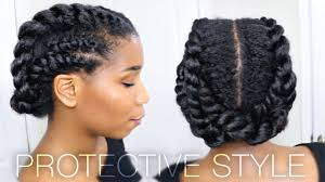 protective natural hairstyles 2017 creative hairstyle ideas
