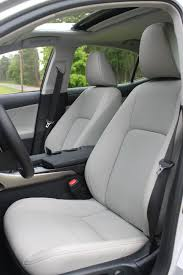 lexus is350 f sport seats the 2014 lexus is cars have great seats business insider