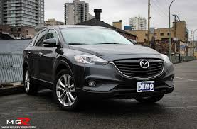 Review 2013 Mazda Cx 9 U2013 M G Reviews