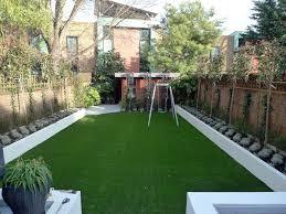 great low maintenance backyard landscaping garden penaime