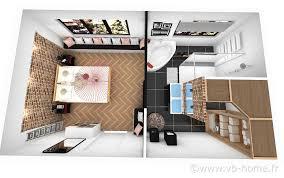 chambre avec salle de bain photo dans chambre avec salle de bain et dressing image de chambre