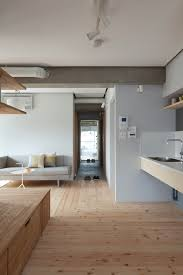 Two Apartments In Modern Minimalist Japanese Style Includes Floor - Japanese apartment interior design