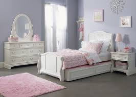 snow white twin size trundle bedroom 5 piece set twin