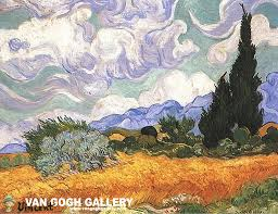 van gogh bedroom painting desktop wallpaper van gogh gallery van gogh wheatfield wallpaper