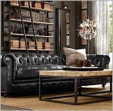 chesterfield sofa restoration hardware restoration hardware chesterfield sofa leather sofa a fresh leather