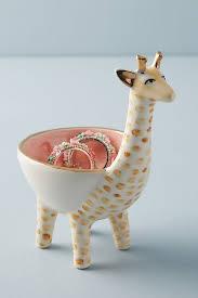 porcelain giraffe ring holder images Sweet safari trinket dish anthropologie